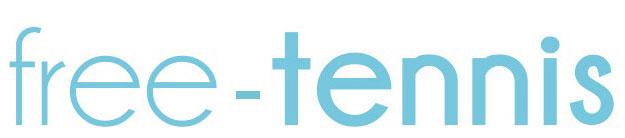 Free-Tennis Logo